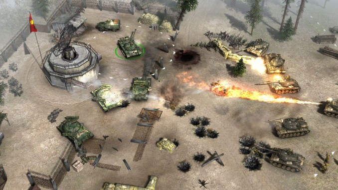 Codename Panzers: Cold War Screenshot 3