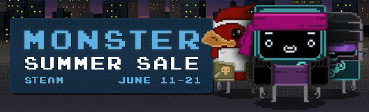 The Steam Monster Summer Sale Day 2