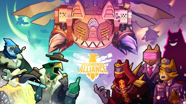 Open Beta of Steambirds Alliance Blasts Off Today 6
