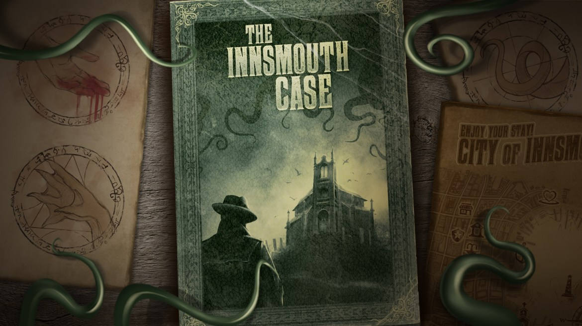 The Innsmouth Case - The Innsmouth Case is now available! - Steam News