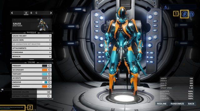 WarFrame Saint of Altra - Available Now 15