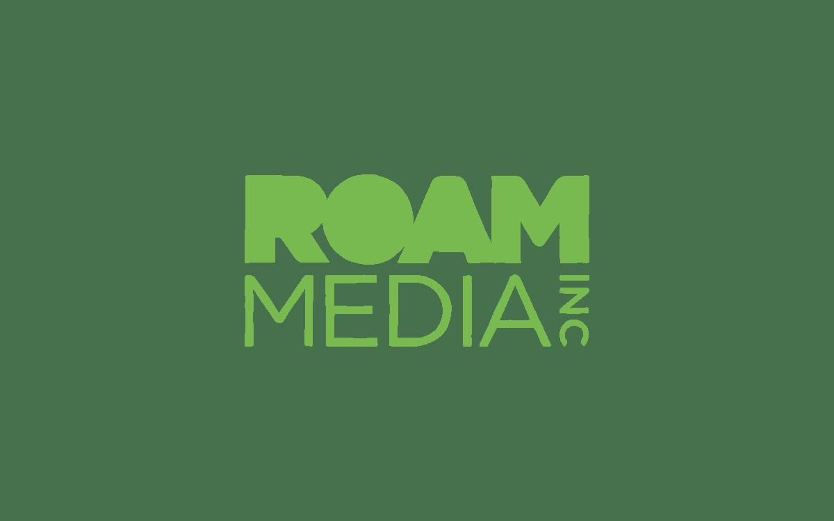 Like what you see? Thank Roam Media!