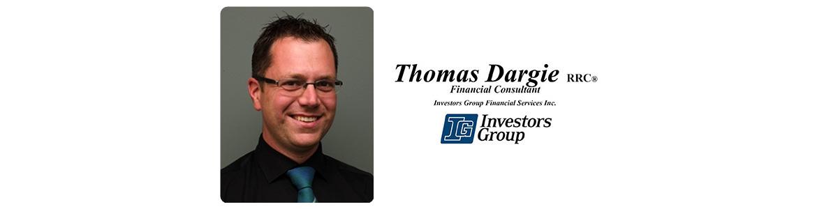Thomas Dargie, Investors Group, Sponsoring DCX