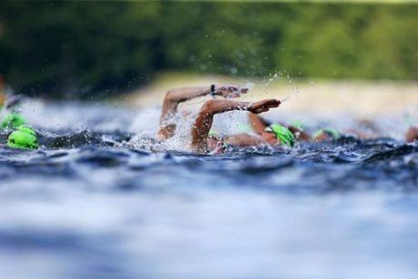 Comox Lake Open Water Swim Clinic June 17