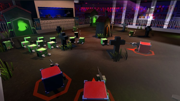 screenshot zombots