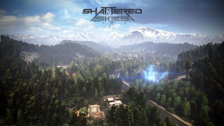 shattered skies 3
