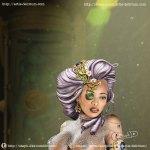 Lady Of Cups - Détail