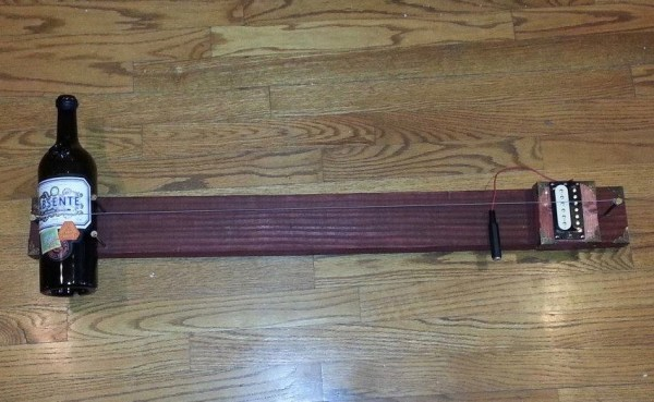 Build a Diddley Bow | Steampunk Chicago