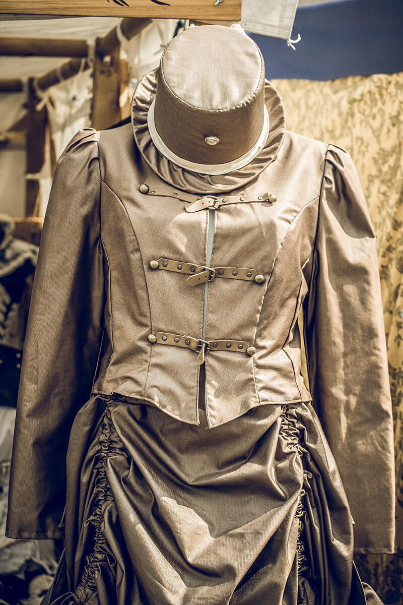 Steampunk Clothing - Gear Swap - Steampunk Rendezvous