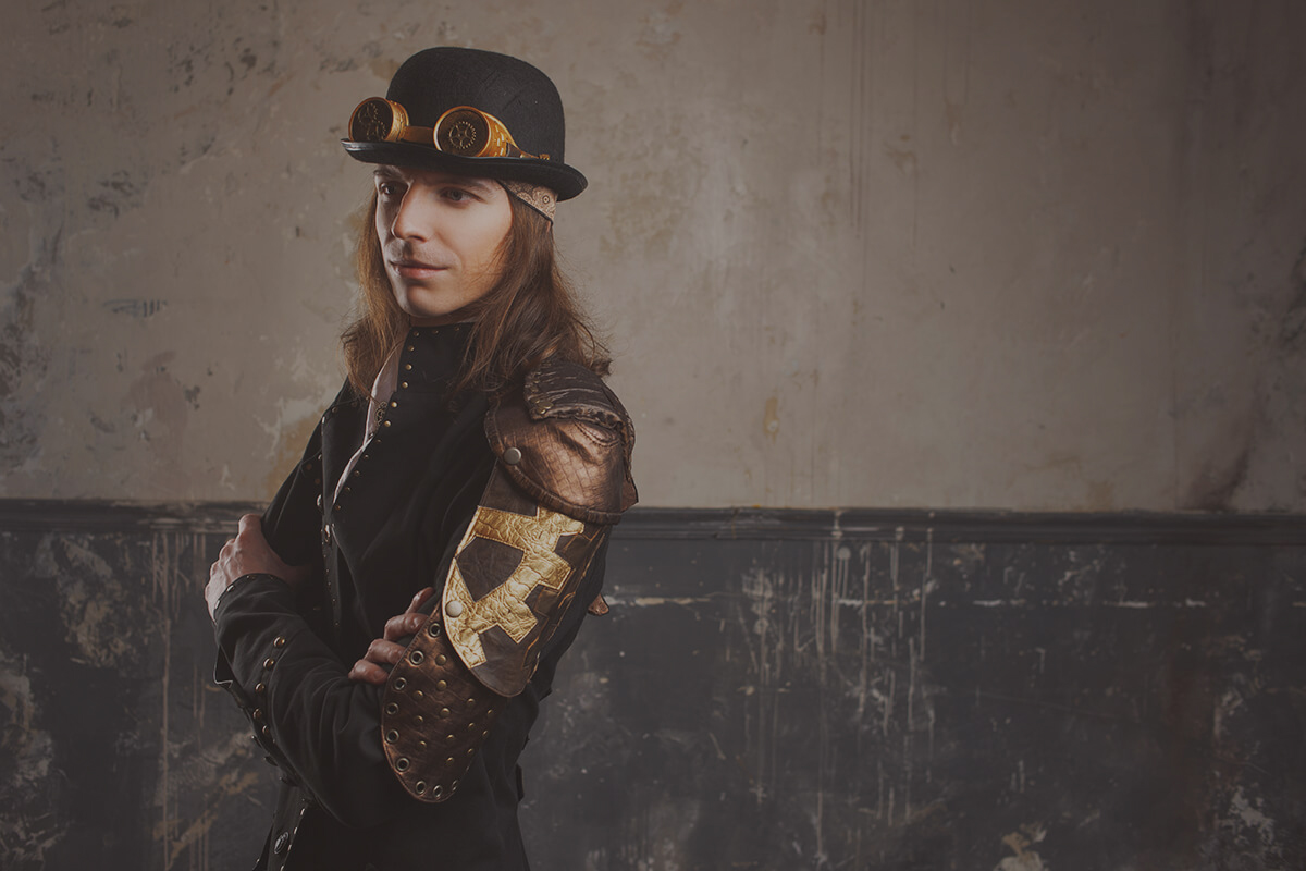 steampunk style - Steampunk Rendezvous