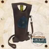 Steampunk Wine Tote