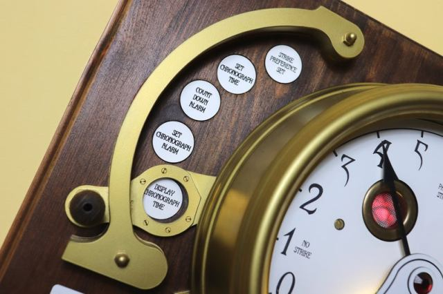 The Chronological Engine Working Steampunk Clock 2