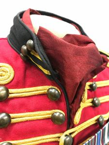 Steampunk Military Army Officers uniform Jacket. 3