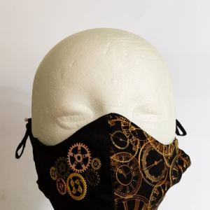 Steampunk Face Mask 2