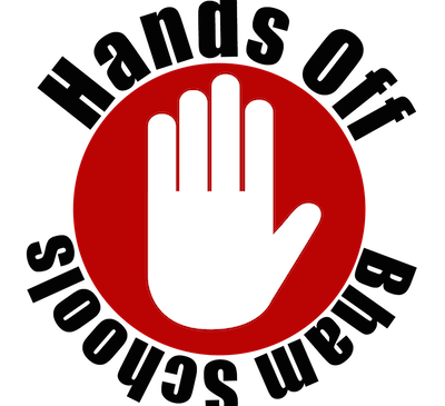 Hands Off Bham School – Media Package