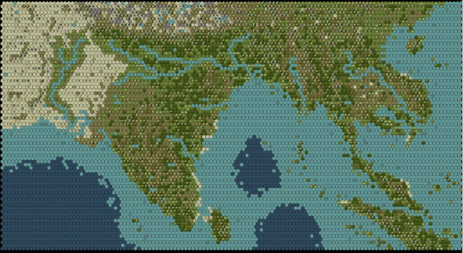 Steam Workshop    Lungora s South Asia Map