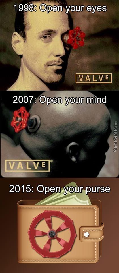 Steam Community Valve Generation