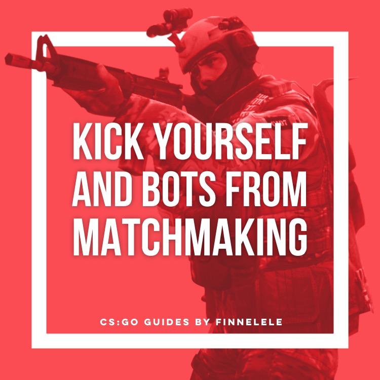 Plays Csgo Offline Bot Gabe Starts To Votekick Bad Luck Brian