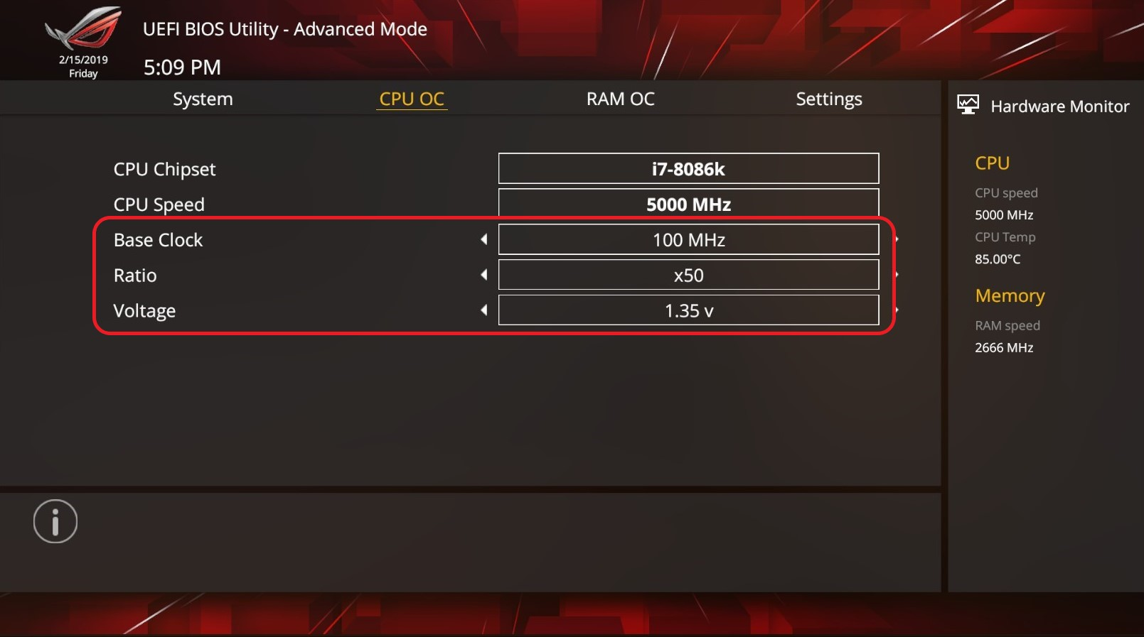 Steam Community Guide A Basic Guide To Overclocking In Pc Building Simulator Release 0 8 11 0