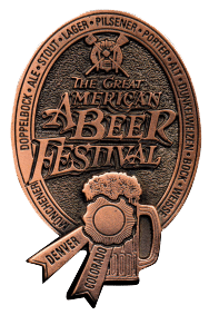 Great American Beer Festival Steamworks Brewing Company Bronze Winner
