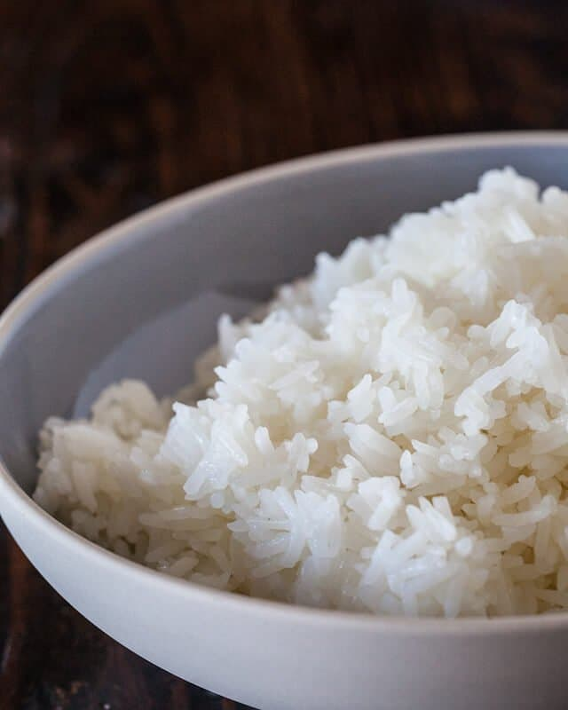 how to cook rice in the microwave