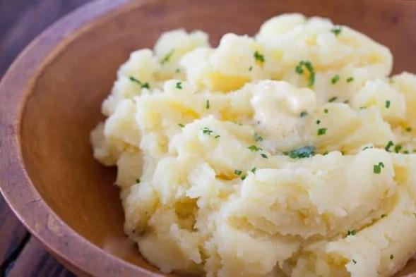 Resultado de imagen para mashed potato