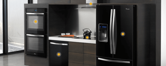 Giveaway: Whirlpool Ice Collection Refrigerator