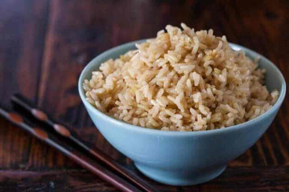 Image result for brown rice