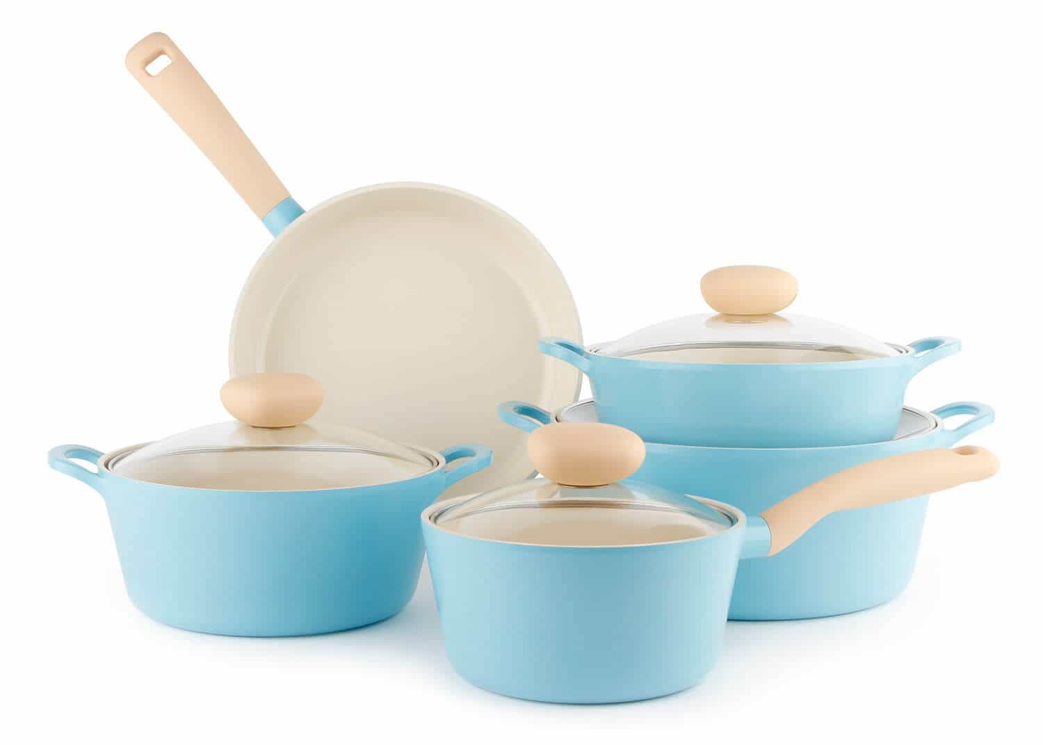 Neoflam Retro Ceramic Cookware Review Amp Giveaway Steamy