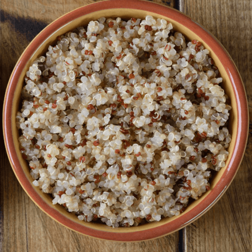 how to make quinoa in the microwave