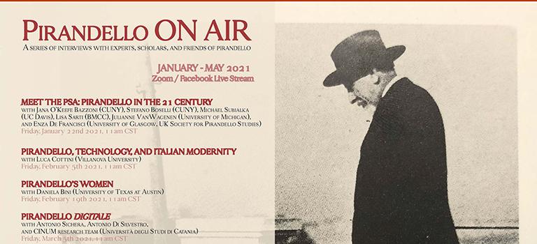 Podcasts: Pirandello ON AIR
