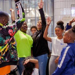 6 Nights- Nike Dance + English at Lancing College