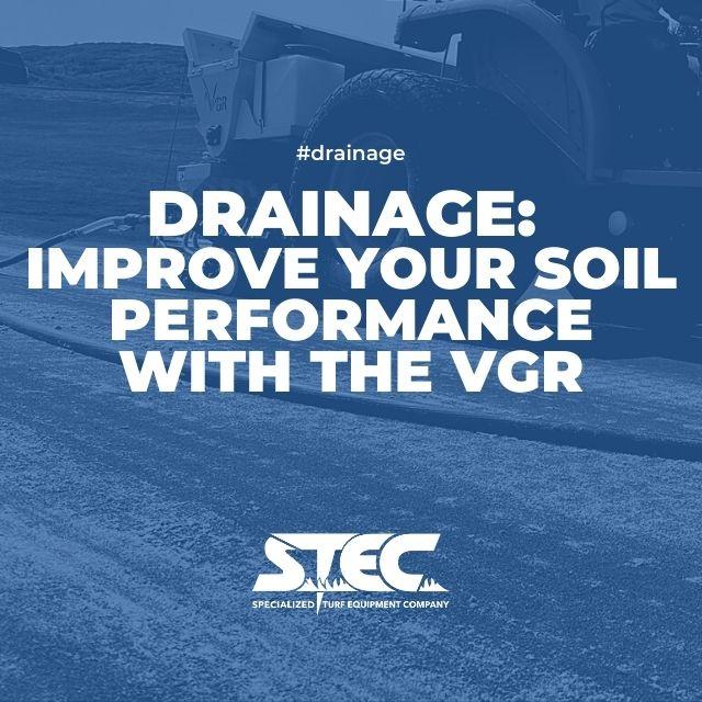 Improve Drainage