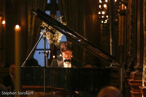 Jun Hwi Cho, First Prize Winner 2014 New York International Piano Competition