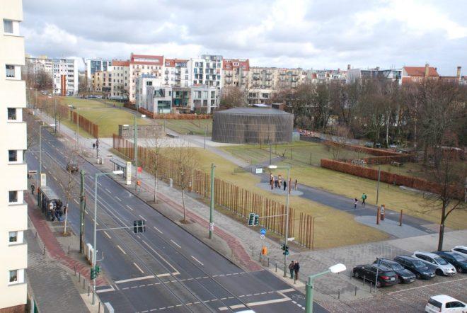 Gedenkstätte Berliner Mauer, Bernauerstrasse, Berlin.