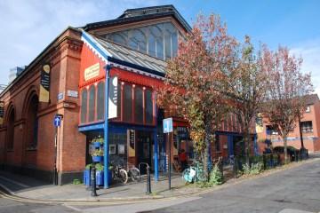 Manchester Northern Quarter de mange små glæders kvarter
