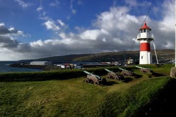 Færøerne i dur og mol, fyrtårnet i Tórshavn