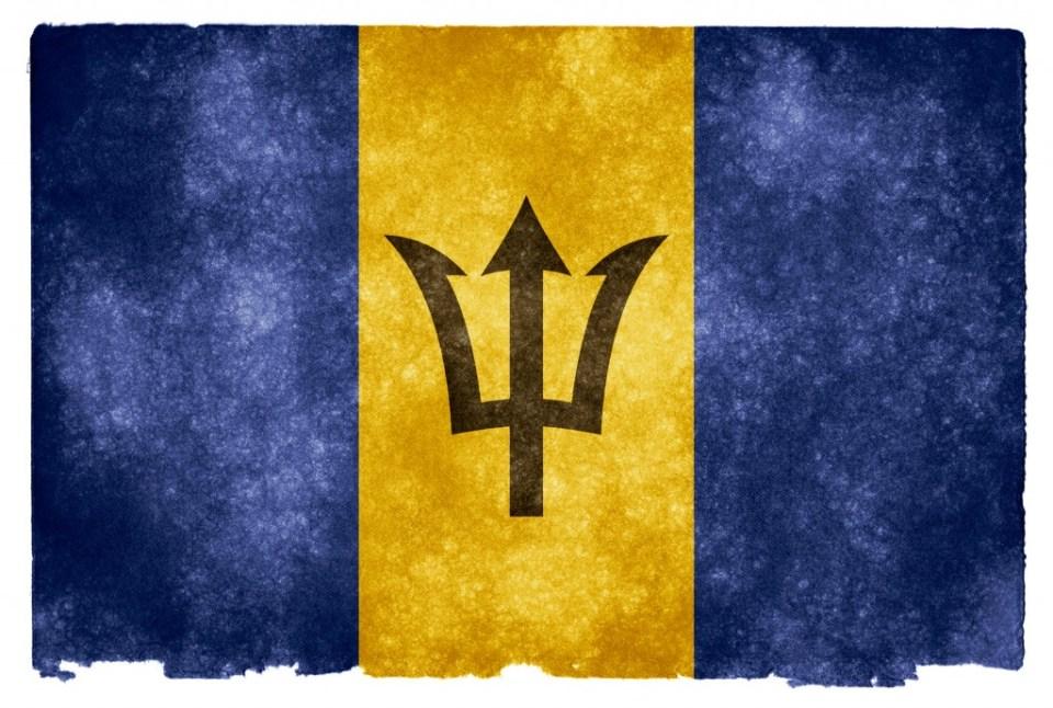 Barbados Bajan Flag Steelasophical