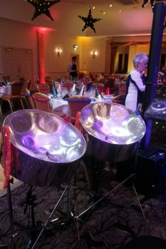 Careys Manor Steel Band Hire d