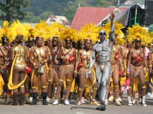 Caribbean Carnival around the world