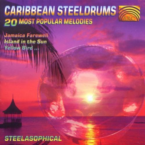ARC Music Prod Int Gary Trotman Steelasophical Music CD Album