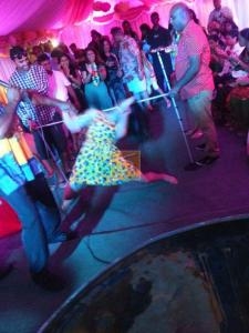 Limbo Dancing Kit Steelasophical Dj dancing uk steel band groom bbq evening dance