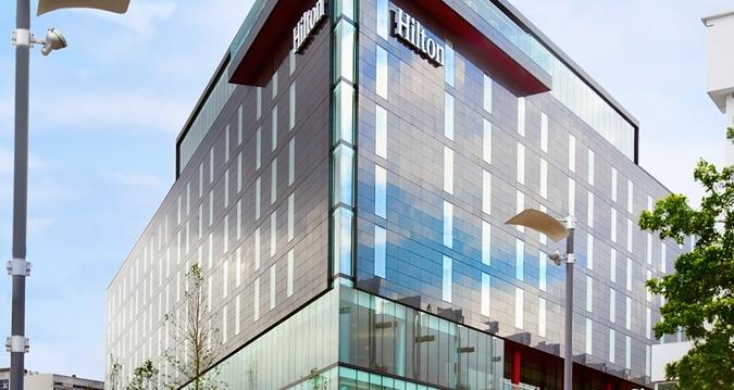 Hilton Hotel Wembley Weddings