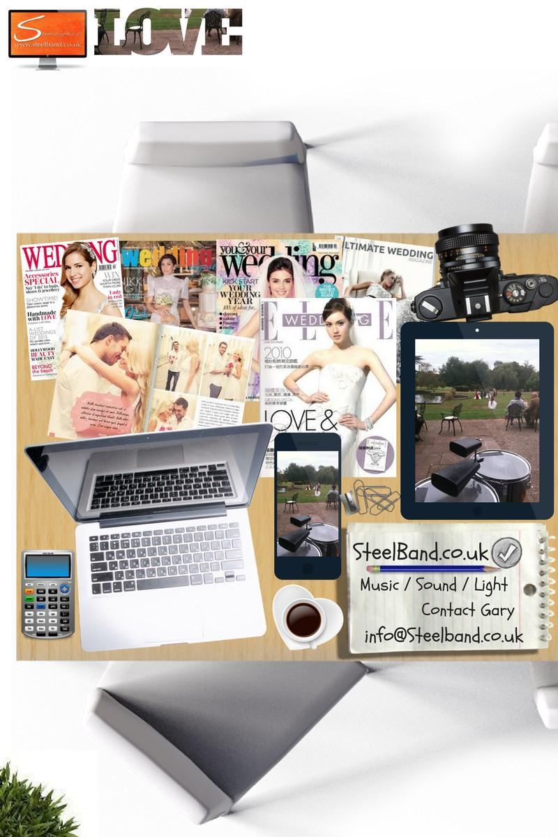 Steelasophical Wedding SteelBand SteelPan SteelDrum Caribbean Dj Hire UK London Essex Wycombe n