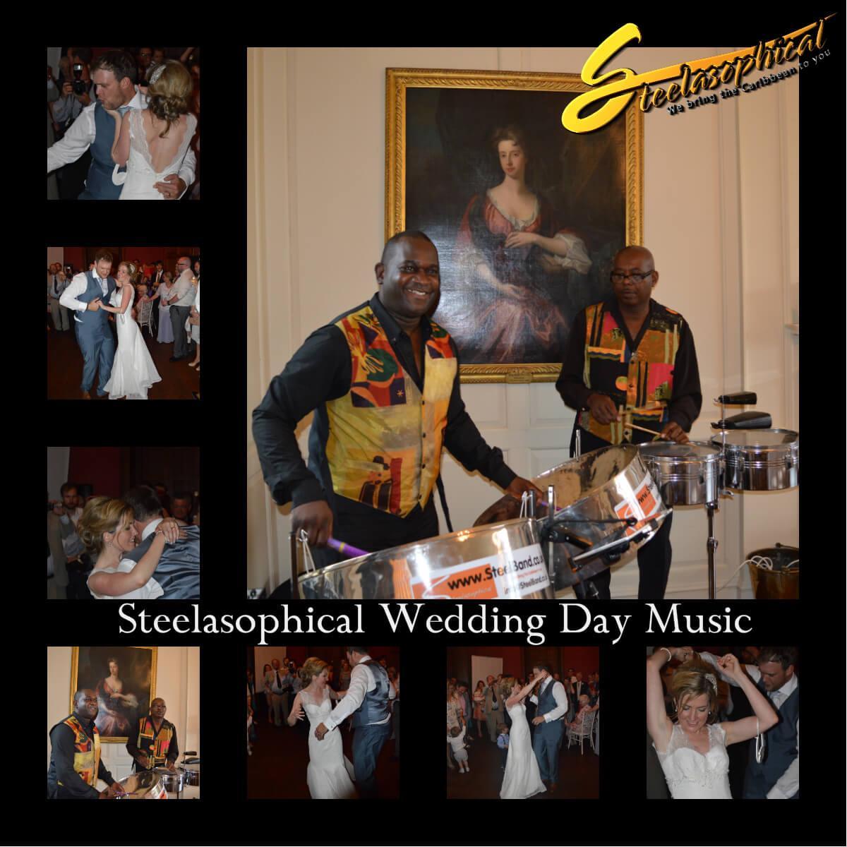 real weddings by steelasophical steel band hire uk steelband