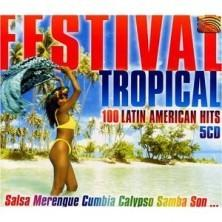 festival tropical 100 latin hits