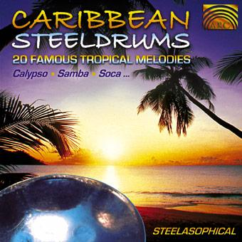 steelasphical Steel Band CD 2