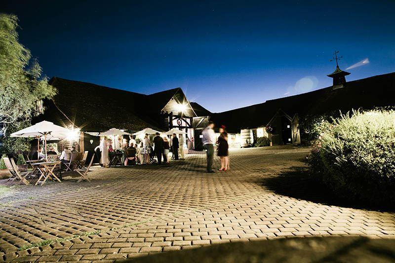 LogoOld Luxters Barn Wedding Steelasophical