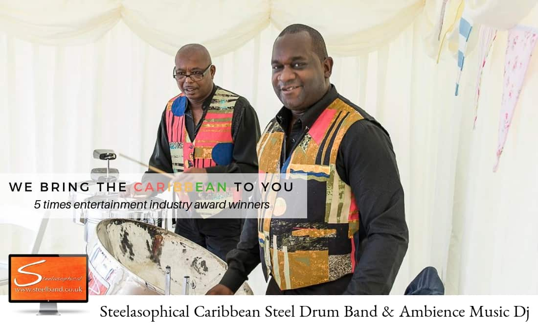 Steelasophical Steel Band Ambience Music Dj Music Sound Light uk