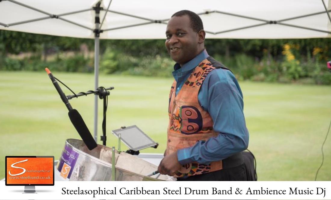 Steelasophical Caribbean Steel Drums